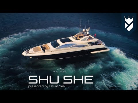 Jet Powered Azimut 103S For Sale - Walk Through Video