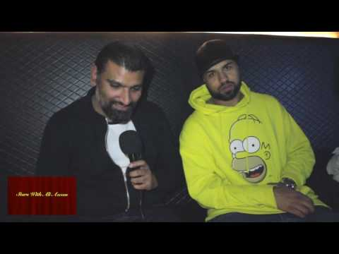 Humza Arshad Interview: Stars With Ali Azeem