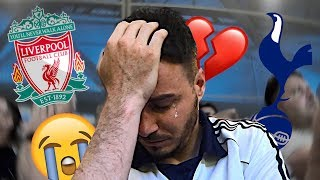 REACTING TO LIVERPOOL VS SPURS 😩😭 | Liverpool 2-0 Tottenham