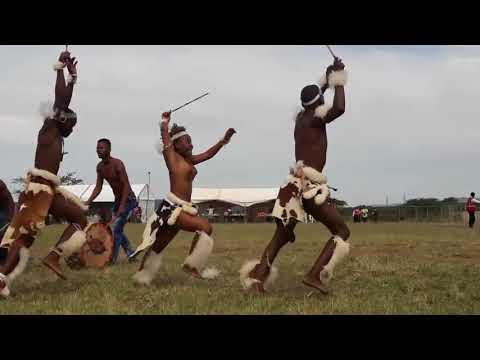 Zulu Dance Championships - Ulundi