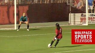 NC State Women's Soccer vs. Oregon (September 4th, 2015)
