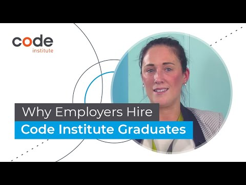 Why Employers Hire Code Institute Graduates