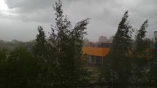 Ураган в Нижнем Новгороде 30.05 Верхние Печёры
