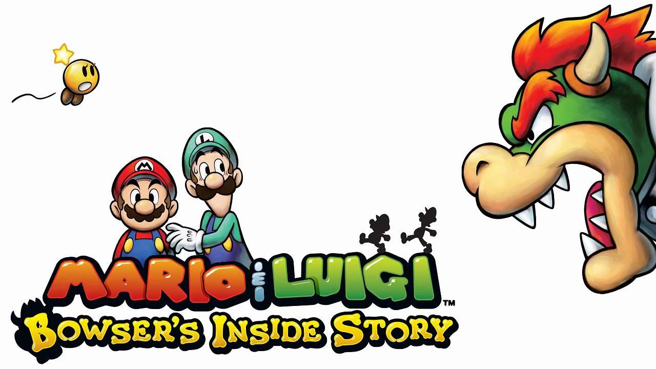 Final Boss Battle Dark Bowser Core Mario Luigi Bowser S
