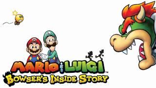 Final Boss Battle Dark Bowser / Core - Mario & Luigi Bowser´s Inside Story Music