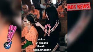 Hot News Main ke Panti Jompo Syahrini Kepangin Rambut Nenek Cantik Ini Cumicam 19 Juli 2018
