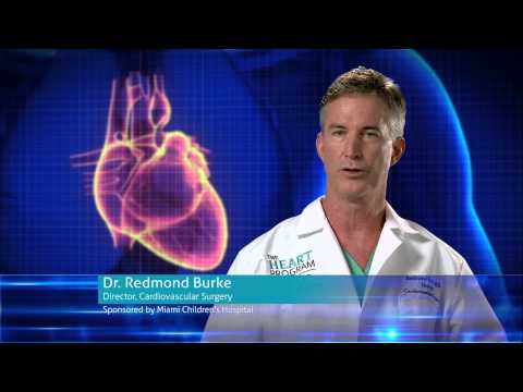 Cardiovascular Surgery - Dr. Redmond Burke - Innovations in Pediatric Healthcare