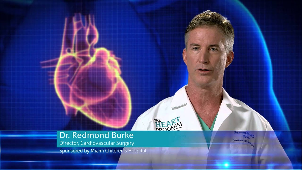 The Heart Program's pediatric cardiac surgery