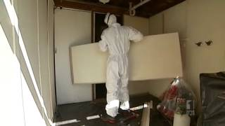 Asbestos compensation plan rejected