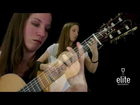 Estudio Sencillos No 1 - Performance Preview EliteGuitarist.com Online Classical Guitar Lessons