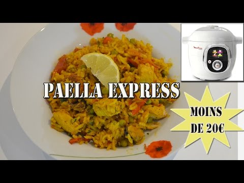 paella-avec-le-cookéo-de-moulinex-recette-facile