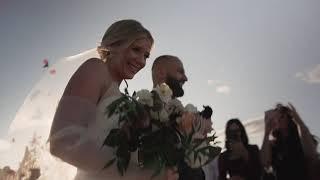Nicole and Behrouz Wedding