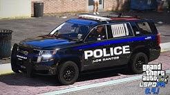 GTAV-LSPDFR 0.4.1 Day-364, New Tahoe, We arrest Chuck Norris!!