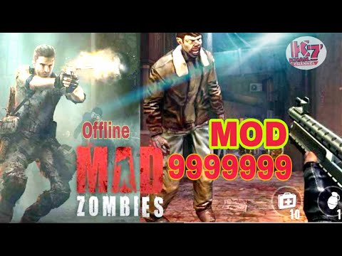 (How to Download) MAD ZOMBIES APK ||MOD|| Unlimited Money ||Offline||  Download in Android