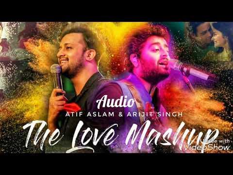 the-love-mashup---atif-aslam-&-arijit-|-mashup-2019-|-dj-rink