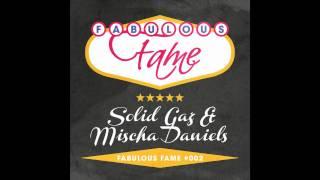 Solid Gaz & Mischa Daniels - Lost Preacher (Cover Art)