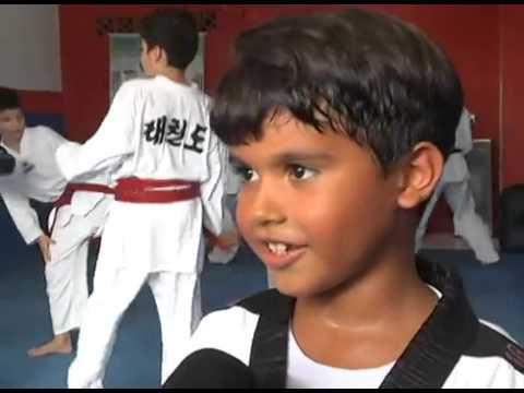 Lutador faixa preta em taekwondo mais novo do Brasil é potiguar