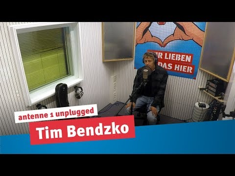 Tim Bendzko: Hoch - Unplugged Bei Antenne 1
