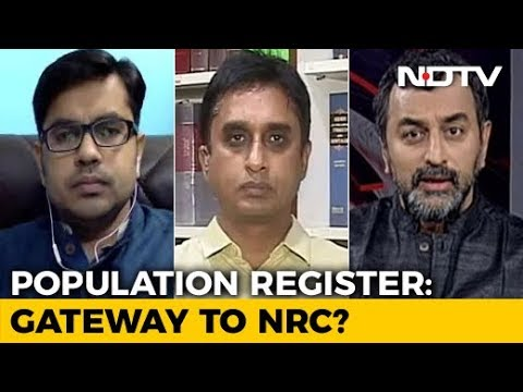 After West Bengal, Kerala Puts National Population Register Work On Hold from YouTube · Duration:  1 minutes 22 seconds