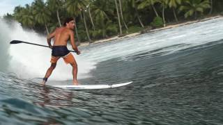 Video SUP Surfing: Nathan Cross Finds Paradise download MP3, 3GP, MP4, WEBM, AVI, FLV September 2018