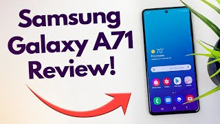 Samsung Galaxy A71 - Complete Review!