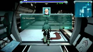 Project Temporality Gameplay Level 1(PC)