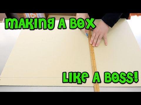 Making Boxes...Like a Boss!