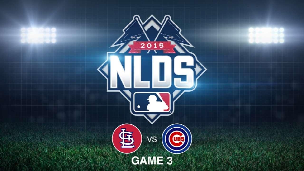 Series Preview 7/30-8/1: Cubs vs. Cardinals