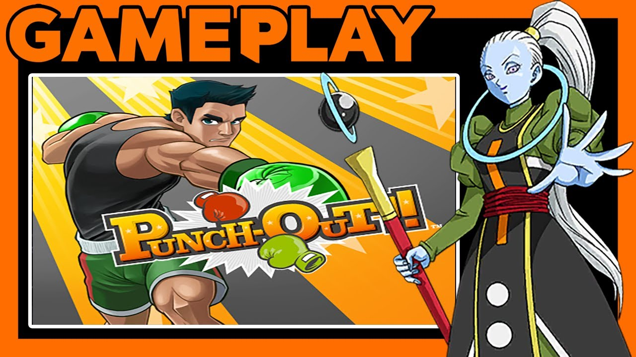 little mac punch out game