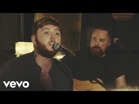 James Arthur  Say You Wont Let Go Acoustic Version
