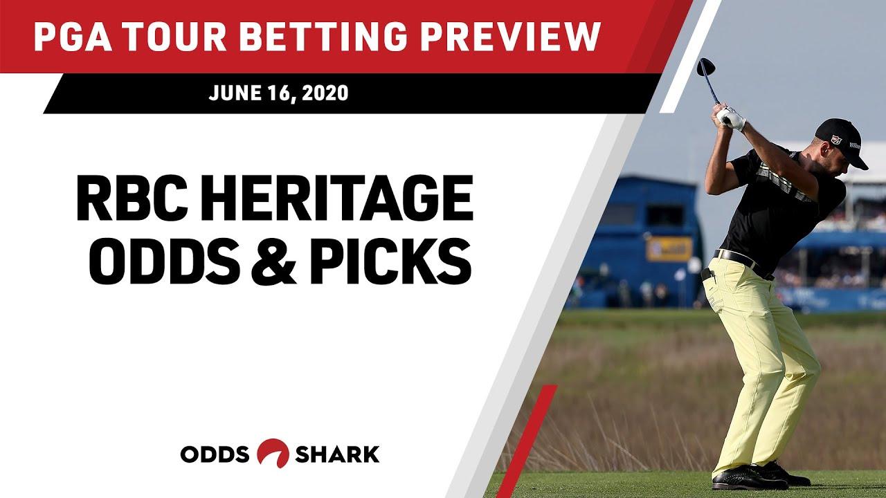 pga betting odds