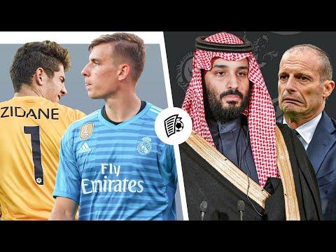 В АПЛ НОВЫЙ МЕШОК! СЫНА Зидана выгоняют из Реал Мадрида. / Новости