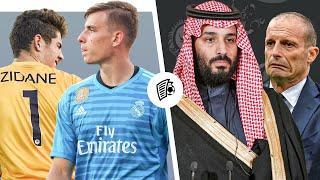 В АПЛ НОВЫЙ МЕШОК СЫНА Зидана выгоняют из Реал Мадрида Новости