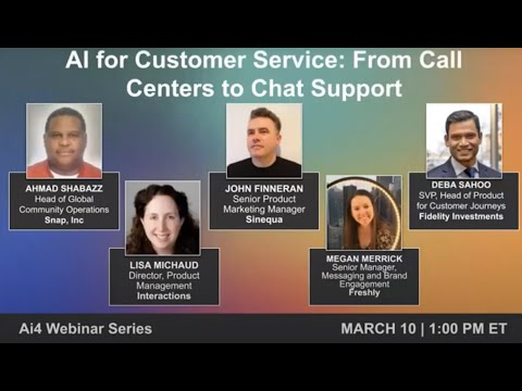 AI for Customer Service: From Call Centers to Chat Support