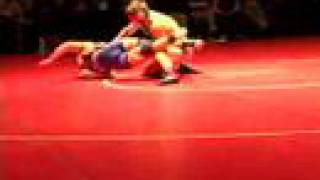Andrew Howe: 2008 IHSAA Wrestling State Champion at 160 lbs.