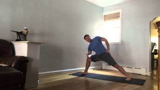 Men: Yoga For Low Back Pain