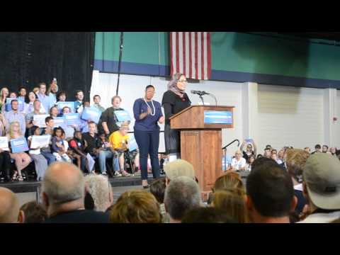 Education and Equality - Bernie Sanders Rally in Greensboro, NC