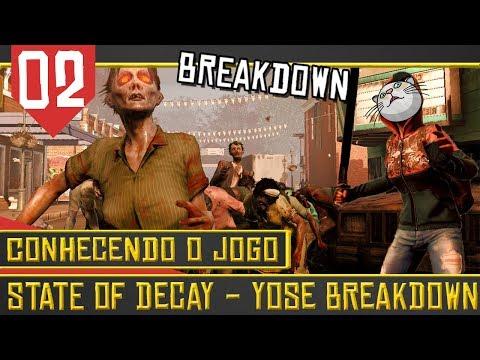 State of Decay #02 - Cheira Peido em busca de Cola [Série Gameplay Português PT-BR]