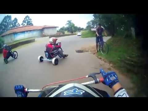 #DTPF - #DerretendoPVC CTG Tropel de Caudilhos - Drift Trike Passo Fundo