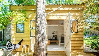 Absolutely Gorgeous The Charming Small Cabin, Constantia | Living Design For A Tiny House