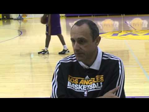 Ettore Messina on his basketball philosophies