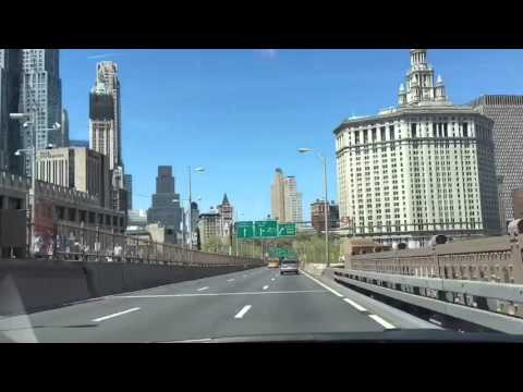 FAST drive through Staten Island, Brooklyn, Manhattan and Jersey City