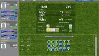 Cricket Coach 2011 (PC) - Review and Gameplay
