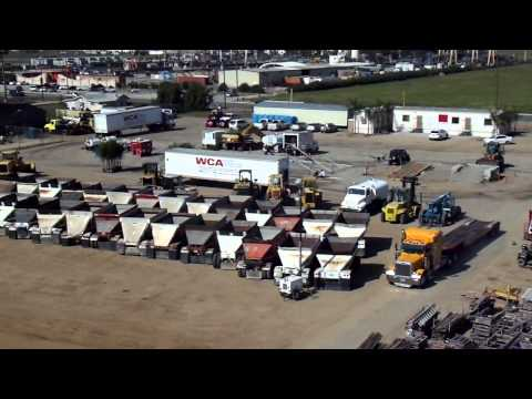 Western Construction Auctions - WCA Yard 4-12-2011