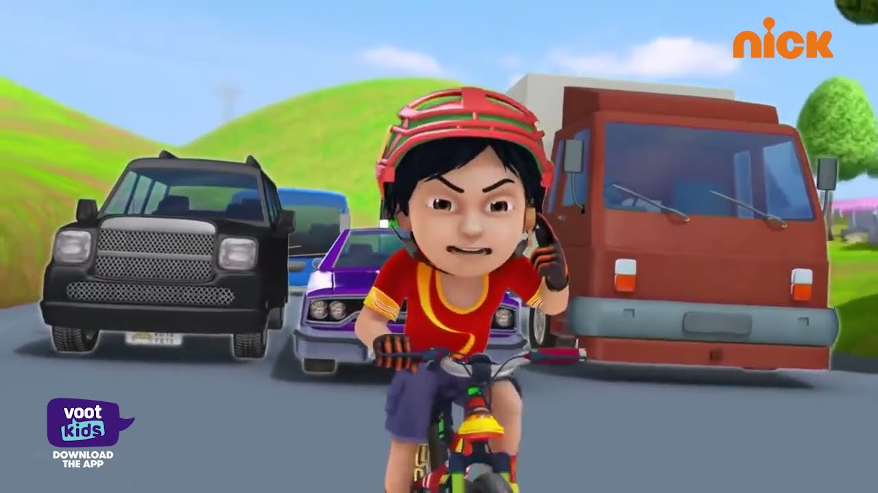 Download Shiva   शिवा   The Chase   Full Episode 93   Voot Kids