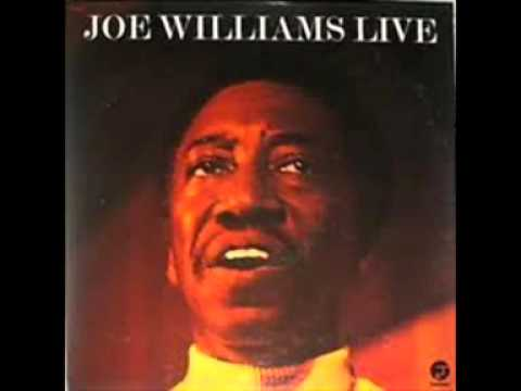 JOE WILLIAMS-GEE BABY AIN´T GOOD TO YOU