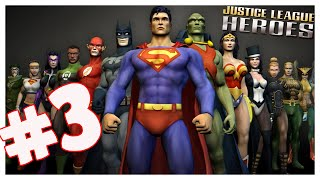 Justice League Heroes (PS2) Part 3 Zatanna Loves Bunnies! co-op