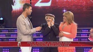 Showmatch 2014 - Volvieron Titina y Adelmar, dos viejitos muy divertidos que alivian la presión