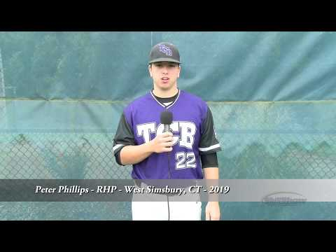 Peter Phillips - RHP - West Simsbury, CT - 2019