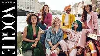Meet six modern muses   Shopping and Style Guides   Vogue Australia